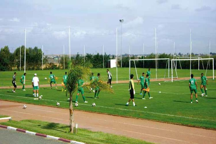 Football training camps Morocco 3